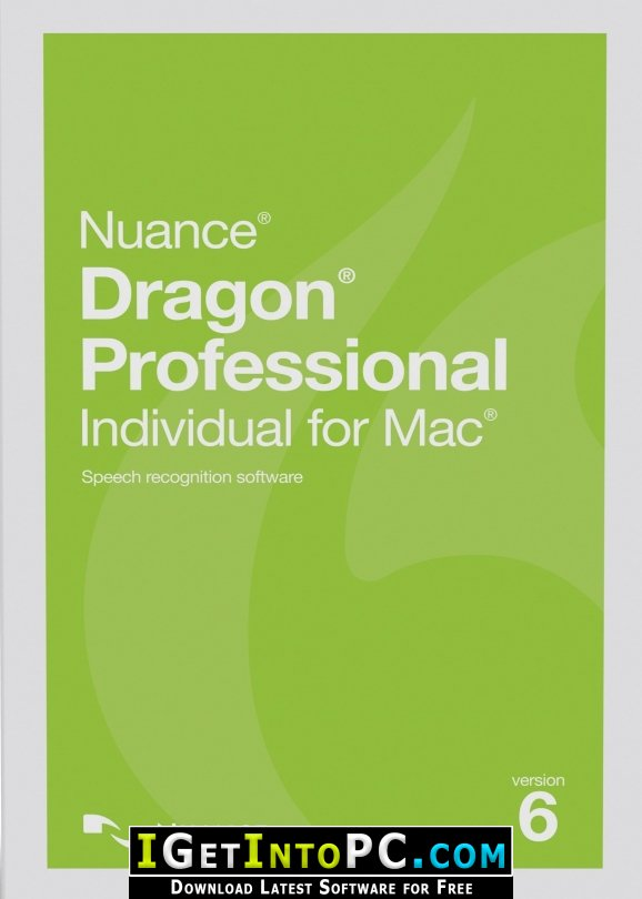 Dragon voice recognition software for mac pc