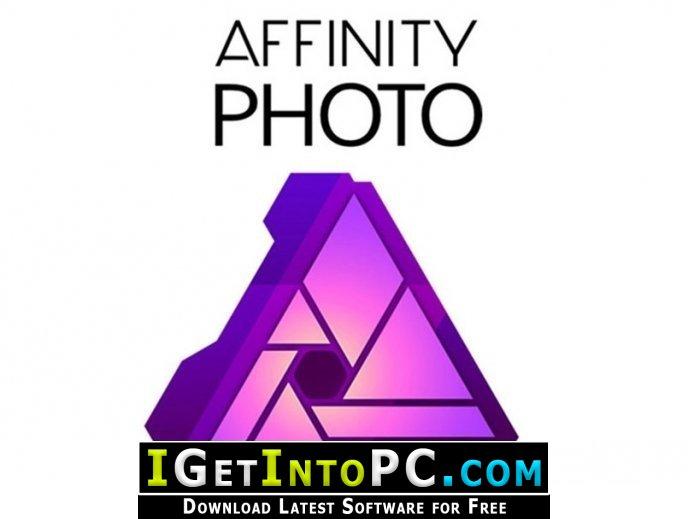 Serif Affinity Photo 1 7 2 471 Free Download