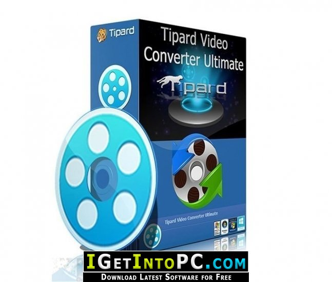 Tipard Video Converter Ultimate 9 2 56 Free Download Windows
