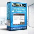 TriSun Duplicate MP3 Finder Plus 9 Free Download