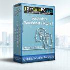 Vocabulary Worksheet Factory Enterprise 6 Free Download