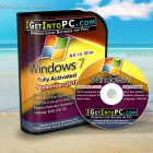 Windows 7 SP1 All in One September 2019 Free Download