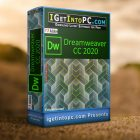 Adobe Dreamweaver CC 2020 Free Download
