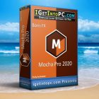 Boris FX Mocha Pro 2020 Free Download for All Hosts