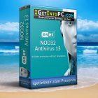 Eset NOD32 Antivirus 13 Free Download
