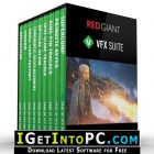 Red Giant VFX Suite 1.0.3 Free Download Windows and MacOS