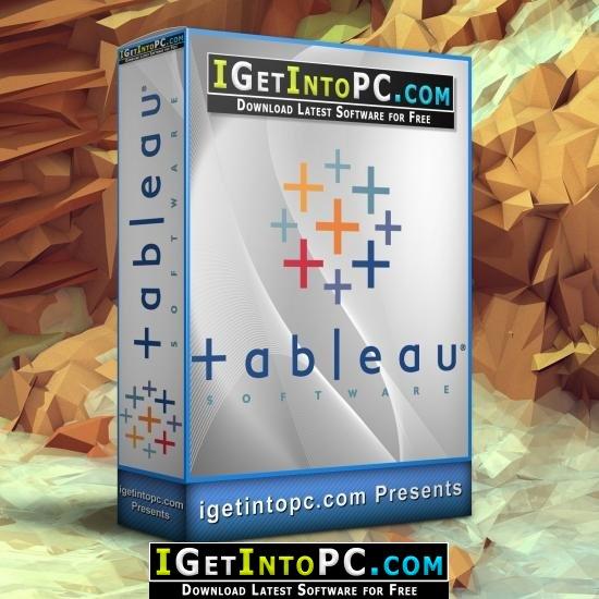 Tableau Desktop Pro 2019 1 Free Download