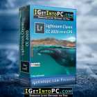 Adobe Photoshop Lightroom Classic CC 2020 Free Download macOS