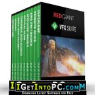 Red Giant VFX Suite 1.0.4 Free Download Windows and MacOS