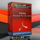 Adobe Acrobat Pro DC 2019.021.20058 Free Download