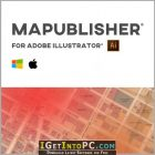 Avenza MAPublisher for Adobe Illustrator 10.5 Windows and macOS Free Download