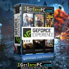 NVIDIA GeForce Experience 3.20.2.34 Free Download