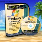 Windows 7 SP1 All in One December 2019 x86 x64 ISO Free Download