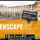 Enscape3D 2.6.1.13260 for Revit SketchUp Rhino ArchiCAD Free Download