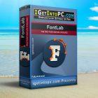 FontLab VII 7.1.1.7383 Free Download