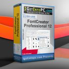 FontCreator Professional 12.0.0.2566 Free Download