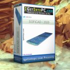 SOFiSTiK SOFiCAD SP 2020 Free Download