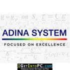 ADINA System 9.6.0 Free Download