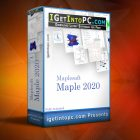 Maplesoft Maple 2020 Free Download