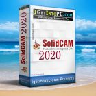 SolidCAM 2020 SP1 Free Download