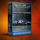 V-Ray Next 4 for MODO Free Download