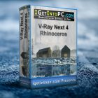 V-Ray Next 4 for Rhinoceros Free Download