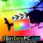 Apple Final Cut Pro X 10.4.8 Free Download