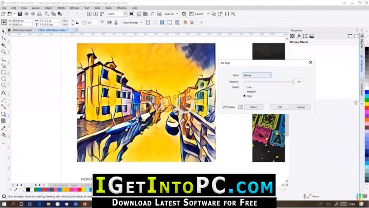 Coreldraw Graphics Suite 2020 Free Download