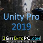 Unity Pro 2019.4.0 f1 Free Download