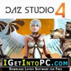 DAZ Studio Professional 4.12.1.118 Free Download