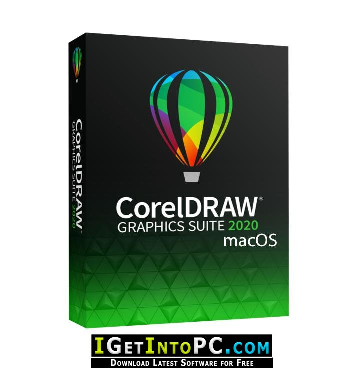 Coreldraw Graphics Suite 2020 Free Download Macos