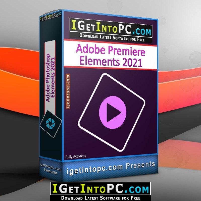 Adobe Premiere Elements 2021 Free Download