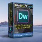Adobe Dreamweaver 2021 Free Download macOS