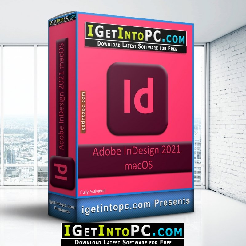 Adobe indesign latest version download