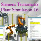 Siemens Tecnomatix Plant Simulation 16 Free Download