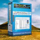 WinCatalog 2020 Free Download