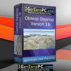 OkMap Desktop 16 Free Download