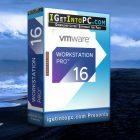 VMware Workstation Pro 16 Free Download
