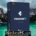 Wondershare Recoverit 10 Free Download